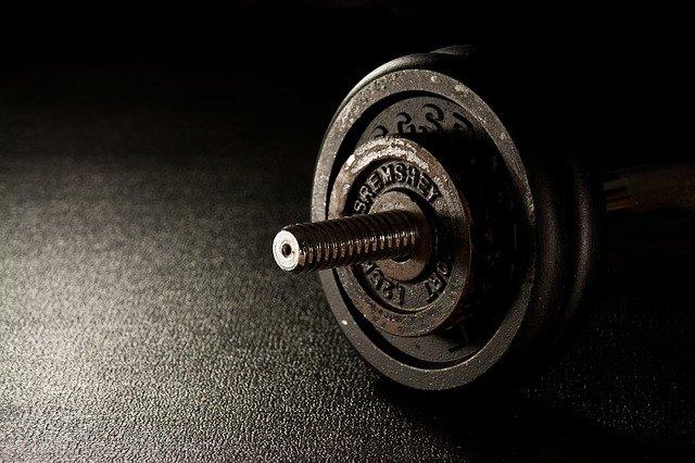 pierwsze kroki na siłowni